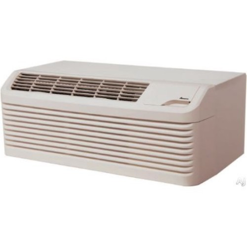 Amana PTC123G35AXXX 11,700 BTU Packaged Terminal Air Conditioner with 3.5 kW Electric Heater and DigiSmart Control System
