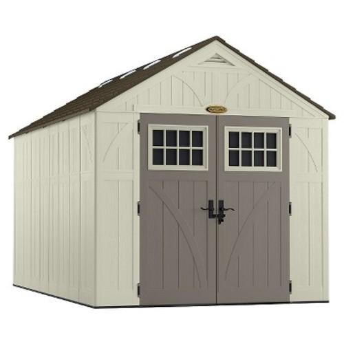 Tremont Storage Shed - Suncast