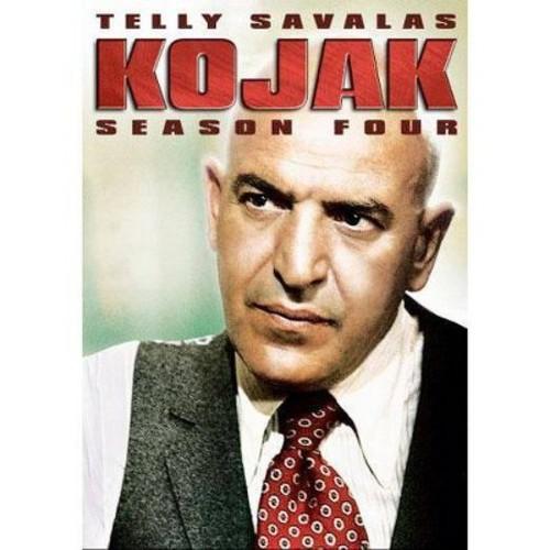 Kojak: Season Four [6 Discs]