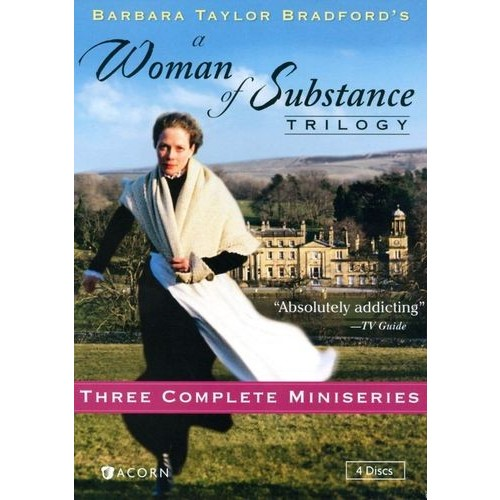 A Woman of Substance Trilogy [4 Discs] [DVD]