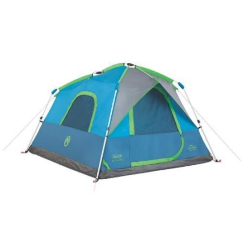 Signal Mountain 4 Person Tent Instant Tent