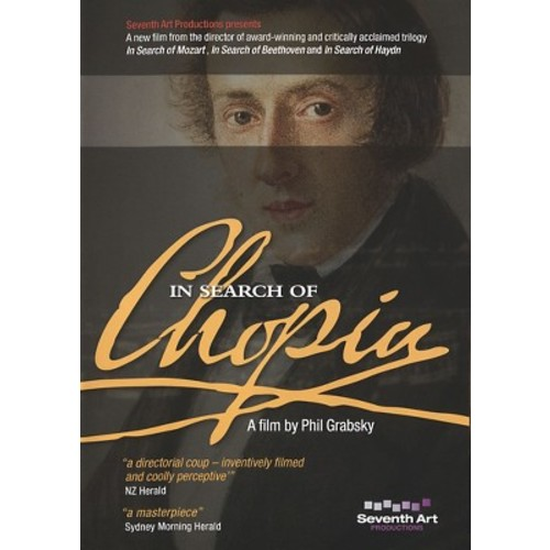 In search of chopin (DVD)