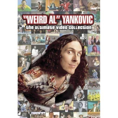 Weird AL Yankovic-Ultimate Collection (DVD)