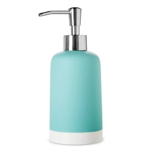 Soap/Lotion Dispenser - Turquoise - Room Essentials