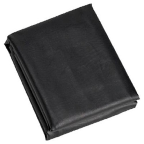 Cuestix 8' Fitted Heavy Duty Table Cover; Black
