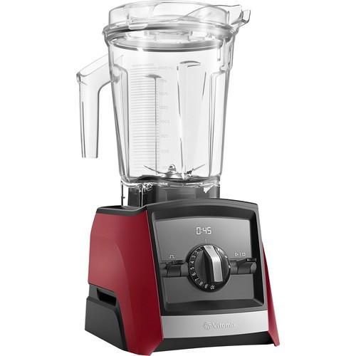 Vitamix - Ascent 2500 Series Blender - Red