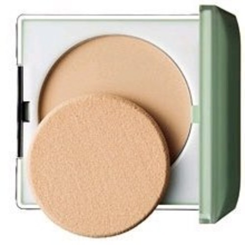 Clinique Stay-Matte Sheer Pressed Powder, No. 11 Stay Brandy (D), 0.27 Ounce
