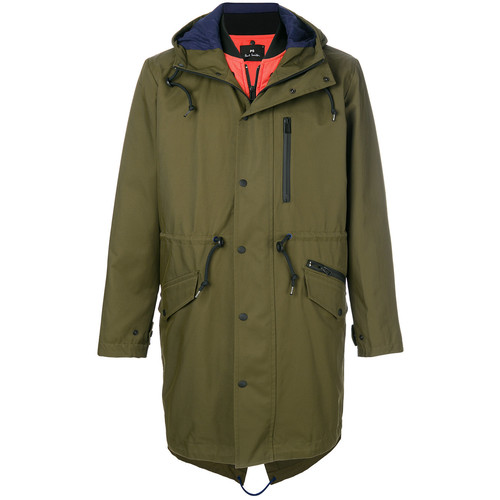 Ps By Paul Smith 2-in-1 parka