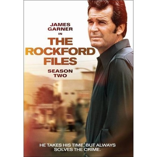 The Rockford Files: Season 2 [4 Discs] [DVD]