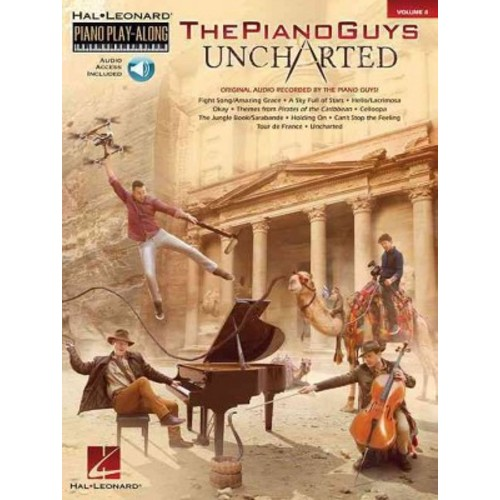Piano Guys Uncharted (Paperback)