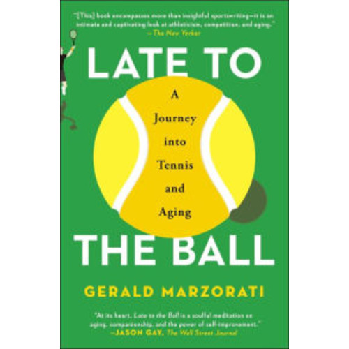 e to the Ball: A Journey into Tennis and Aging