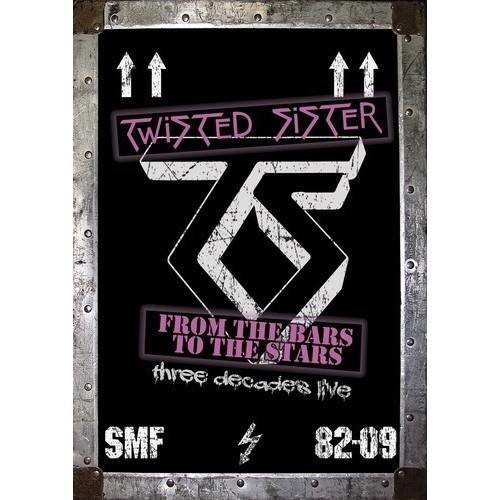 Twisted Sister: From the Bars to the Stars - Three Decades Live [5 Discs] [DVD]