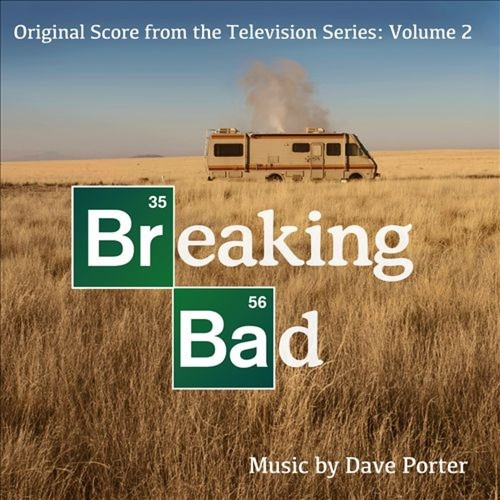 Breaking Bad, Vol. 2 [Original Score from the Television Series] [LP] - VINYL