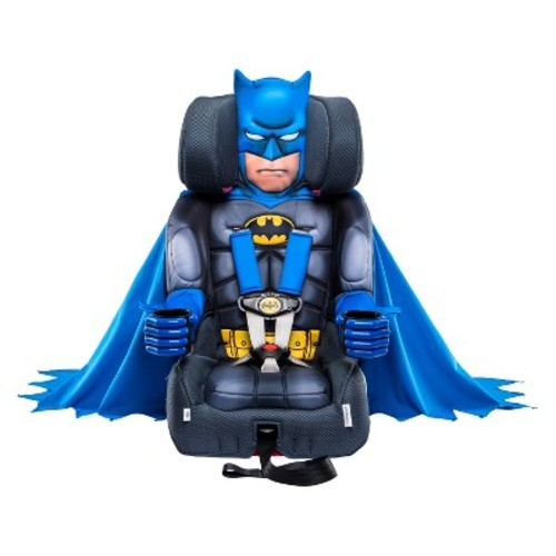 KidsEmbrace Friendship Combination Booster Car Seat  Batman Deluxe