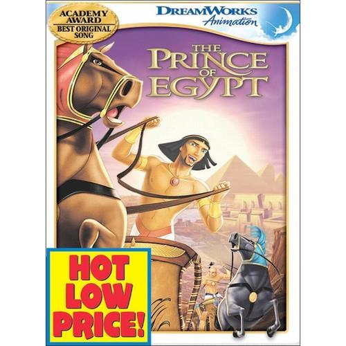 The Prince of Egypt [DVD] [1998]