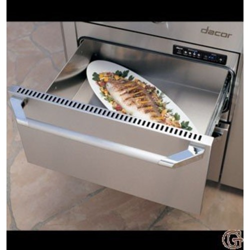 Dacor 24 In. Stainless Steel Warming Drawer - OWD24