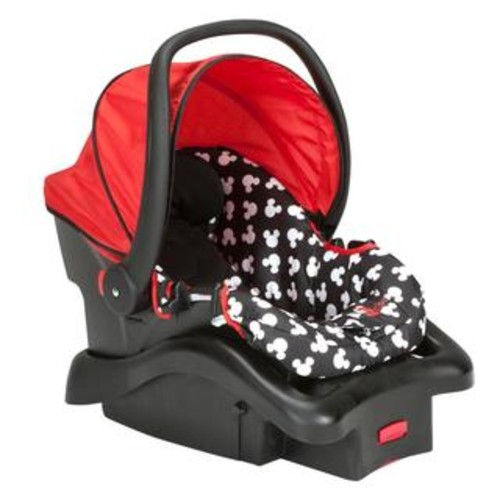 Disney Mickey Silhouette Amble Car Seat Travel System