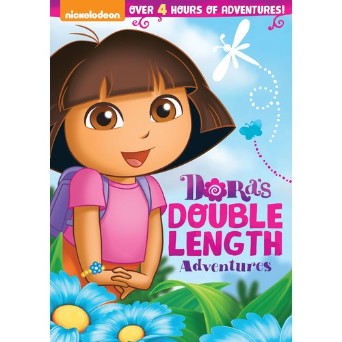 Dora the Explorer: Dora's Double Length Adventures [DVD]