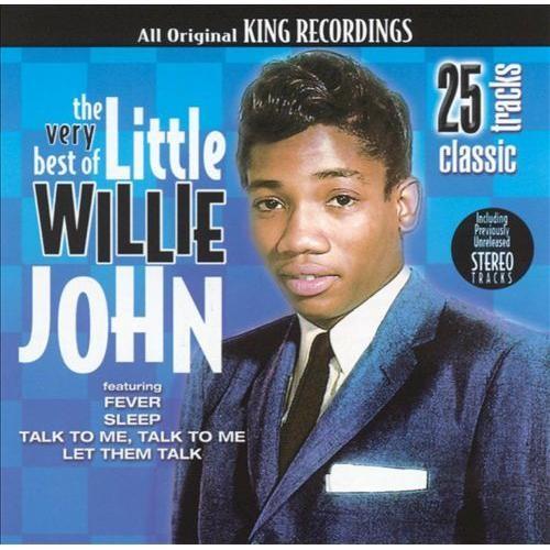 The Very Best of Little Willie John [CD]
