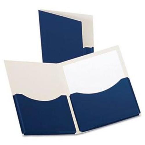 Oxford Double Stuff Twin-Pocket Folder