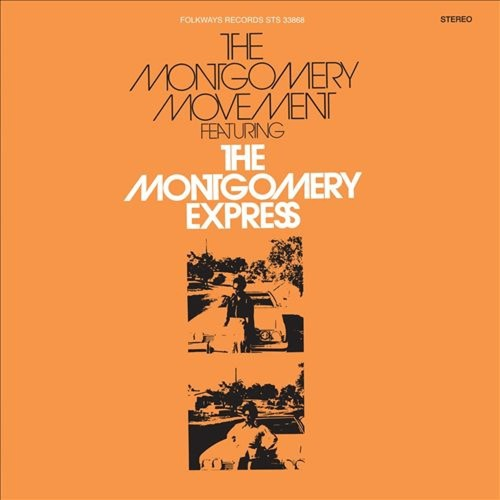 The Montgomery Movement [LP] - VINYL