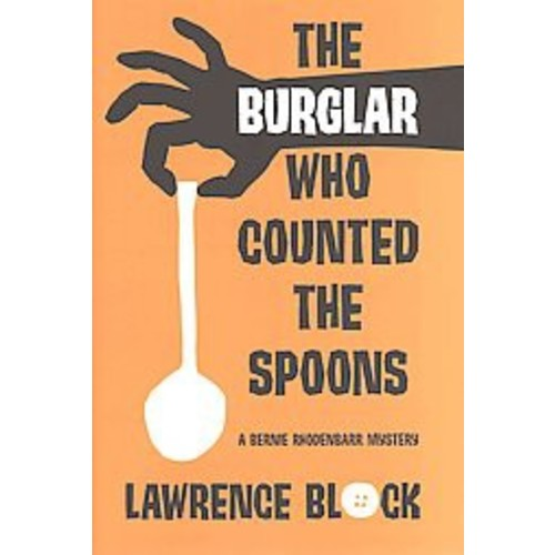 The Burglar Who Counted the Spoons (Hardcover)