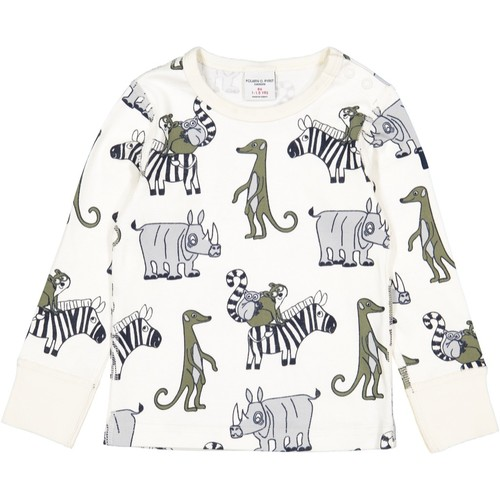 WHO KNEW ZOO TOP (BABY)