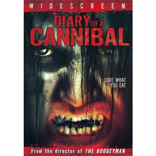 Diary of a Cannibal [DVD] [2006]