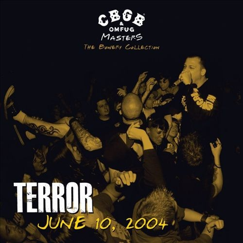 CBGB OMFUG Masters: Live 6/10/04 The Bowery Collection [LP] - VINYL