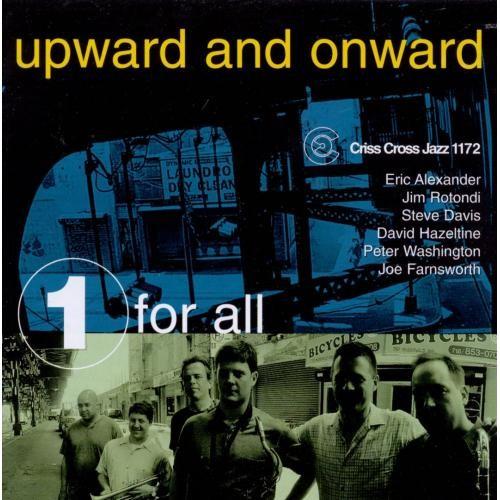 Upward & Onward [CD]