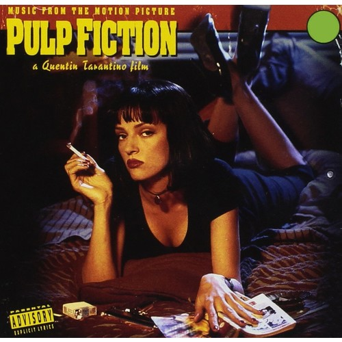 Pulp Fiction: Music From The Motion Picture Explicit Lyrics, Soundtrack