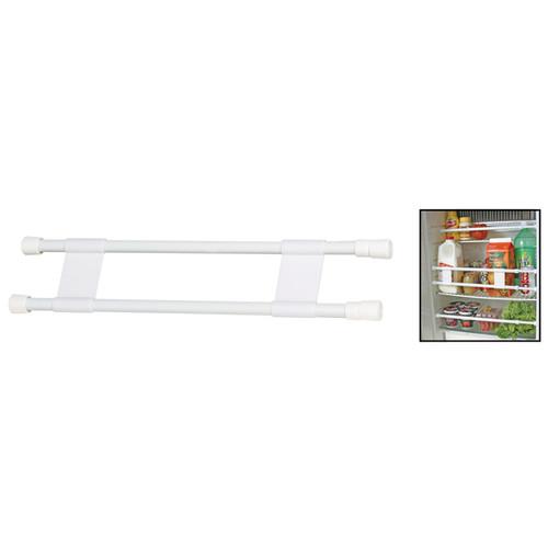 Camco 44073 Refrigerator Bar Double