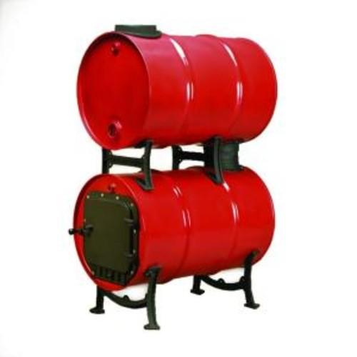 US Stove Double Barrel Stove Kit