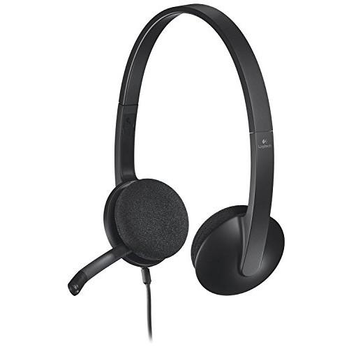LOG981000507 - Logitech USB Headset H340