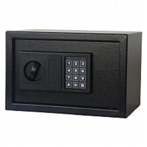 Stalwart Electronic Premium Digital Steel Safe Black