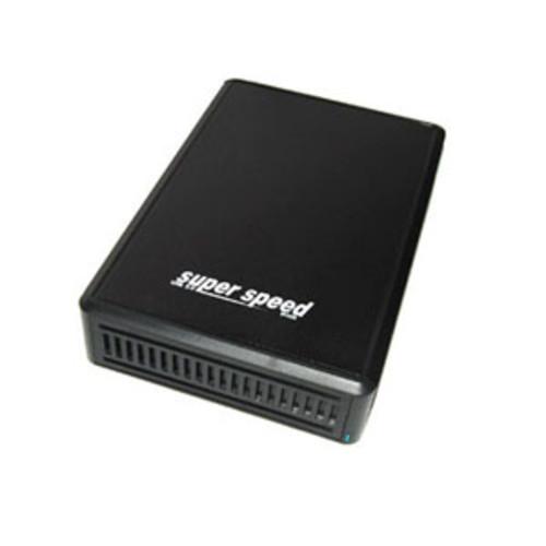Bytecc 5.25 /3.5 USB 3.0 Aluminum Enclosure for SATA Hard Drive : ME-535U3