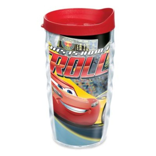 Tervis Disney/Pixar Cars 3 Lightning McQueen How I Roll 10 oz. Tumbler with Lid