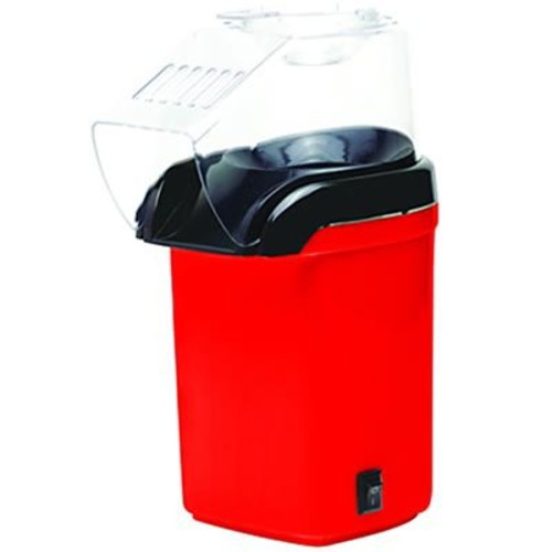 Brentwood 1200 W Hot Air Popcorn Maker, Red