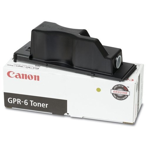 Canon GPR-6 Toner for Select ImageRunner Copiers, Black (6647A003AA): Electronics