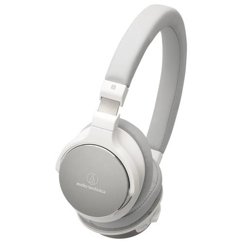 Audio-Technica Wireless On-Ear High-Resolution Audio Headphones