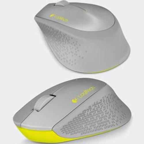 Logitech M320 Wireless Mouse - Silver