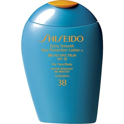 Shiseido Extra Smooth Sun Protection Lotion SPF38