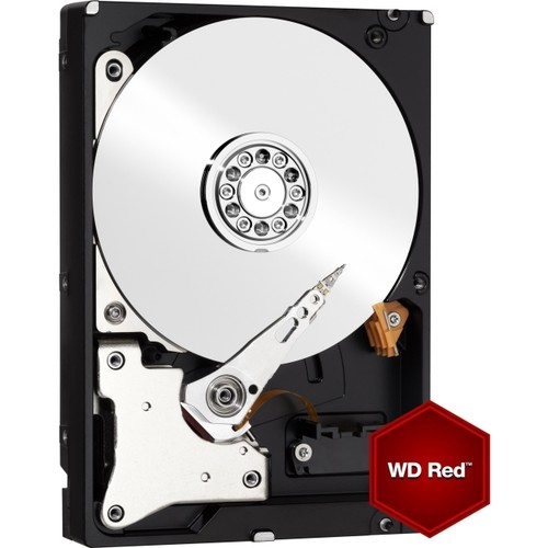 WESTERN DIGITAL WD30EFRX RED 3TB IntelliPower 64MB cache SATA 6.0Gb/s 3.5 internal hard drive