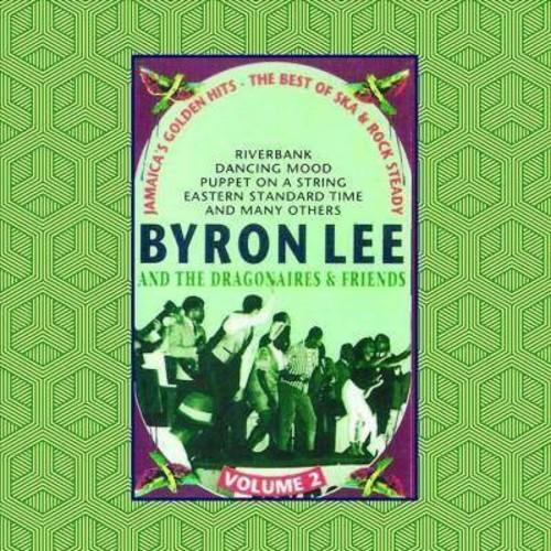 Byron & The Dra Lee - Jamaica's Golden Hits:Vol 2 (CD)