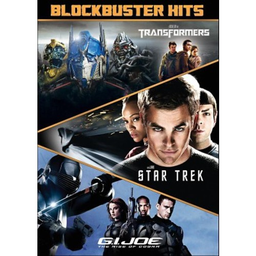 Blockbuster Hits (DVD)