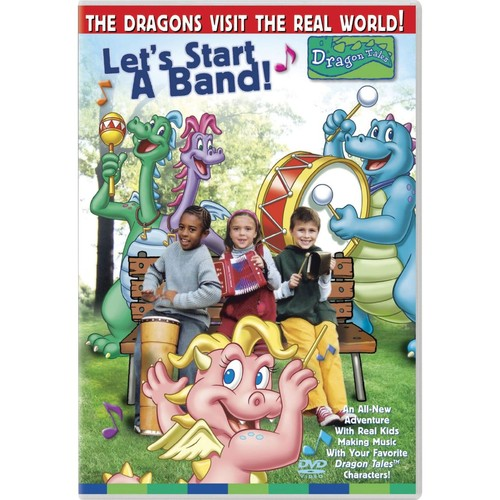 DRAGON TALES: LET'S BE BRAVE