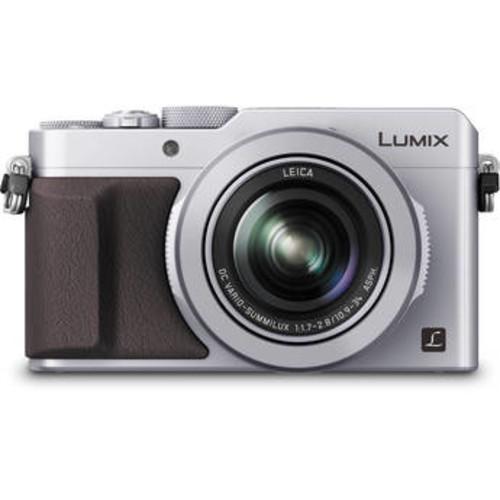 Lumix DMC-LX100 Digital Camera (Silver)