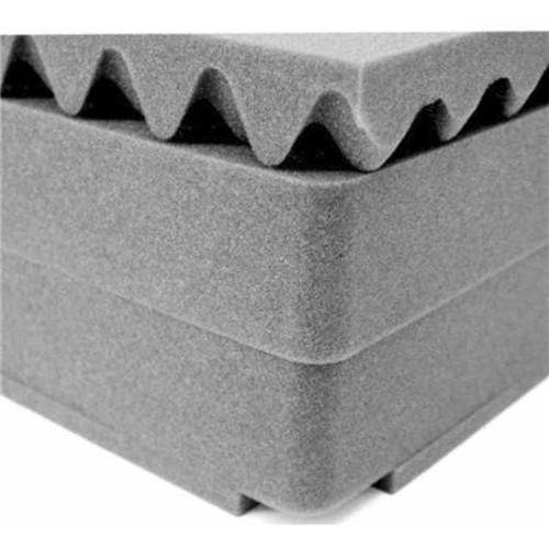 Pelican 1671 Foam Set for 1670 Large Case, 4 Pieces 1670-400-000