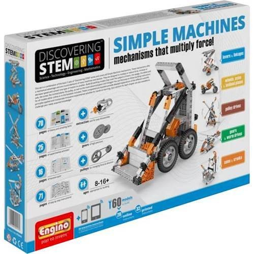 Engino - Discovering STEM Simple Machines Set