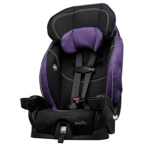 Evenflo Chase Harnessed Booster Car Seat - Jasmin